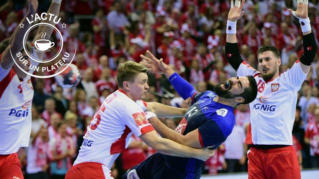 Bleus, PSG, Federer, Tsonga, Djokovic : L'actu sur un plateau