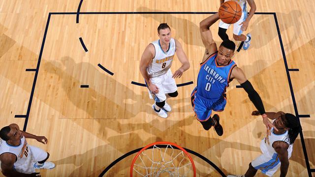 Westbrook régale, Davis porte les Pelicans : ce qu'il faut retenir de la nuit en NBA