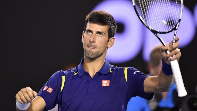 Les infos du jour : Djokovic, Berdych, Dimitrov, personne n'a tremblé