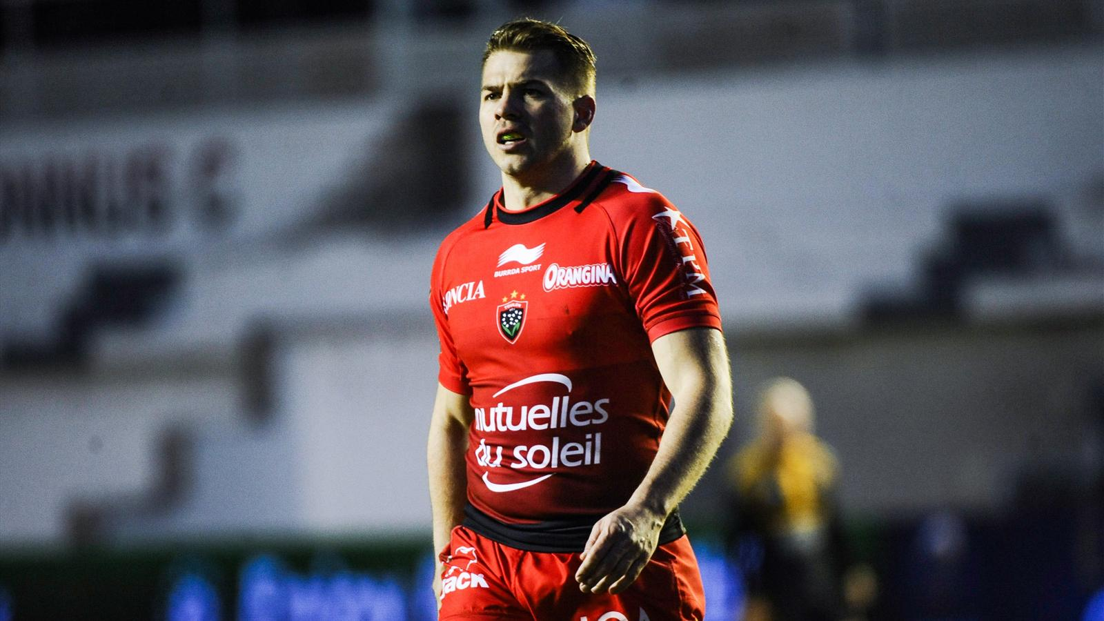 Drew Mitchell (Toulon) - 17 janvier 2016