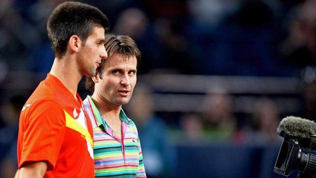 Santoro rejette l'idée d'une défaite volontaire de Djokovic en 2007