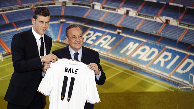 Leaked document confirms Bale cost more than Ronaldo