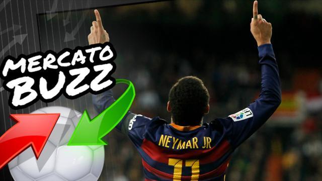 Après le Barça, Neymar sait déjà où il aimerait poursuivre sa carrière