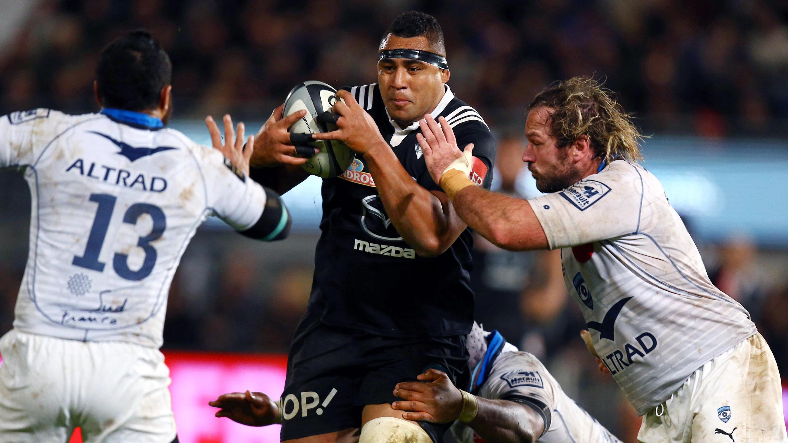 Sisaro Koyamaibole (Brive) sonne la charge face à Montpellier