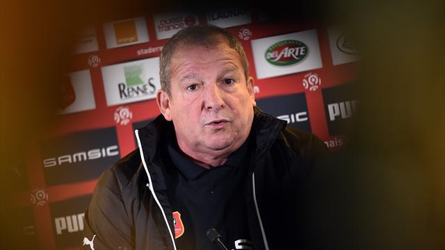 """Courbis veut faire de Rennes """"l'Atlético du foot français"""""""