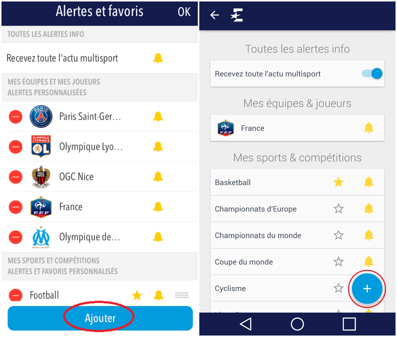 Alertes mobile 3