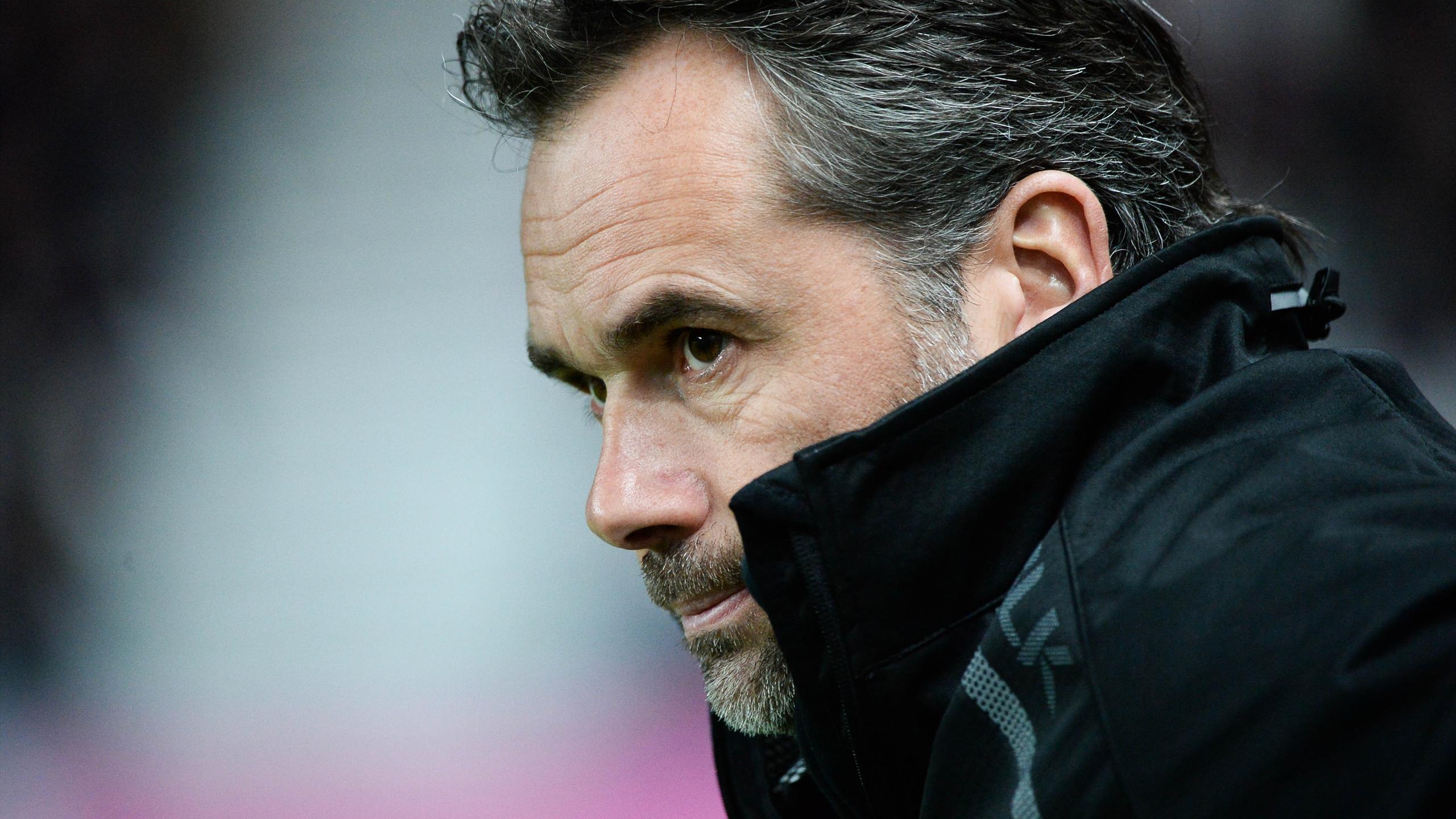 Ugo Mola, l'entraineur principal de Toulouse