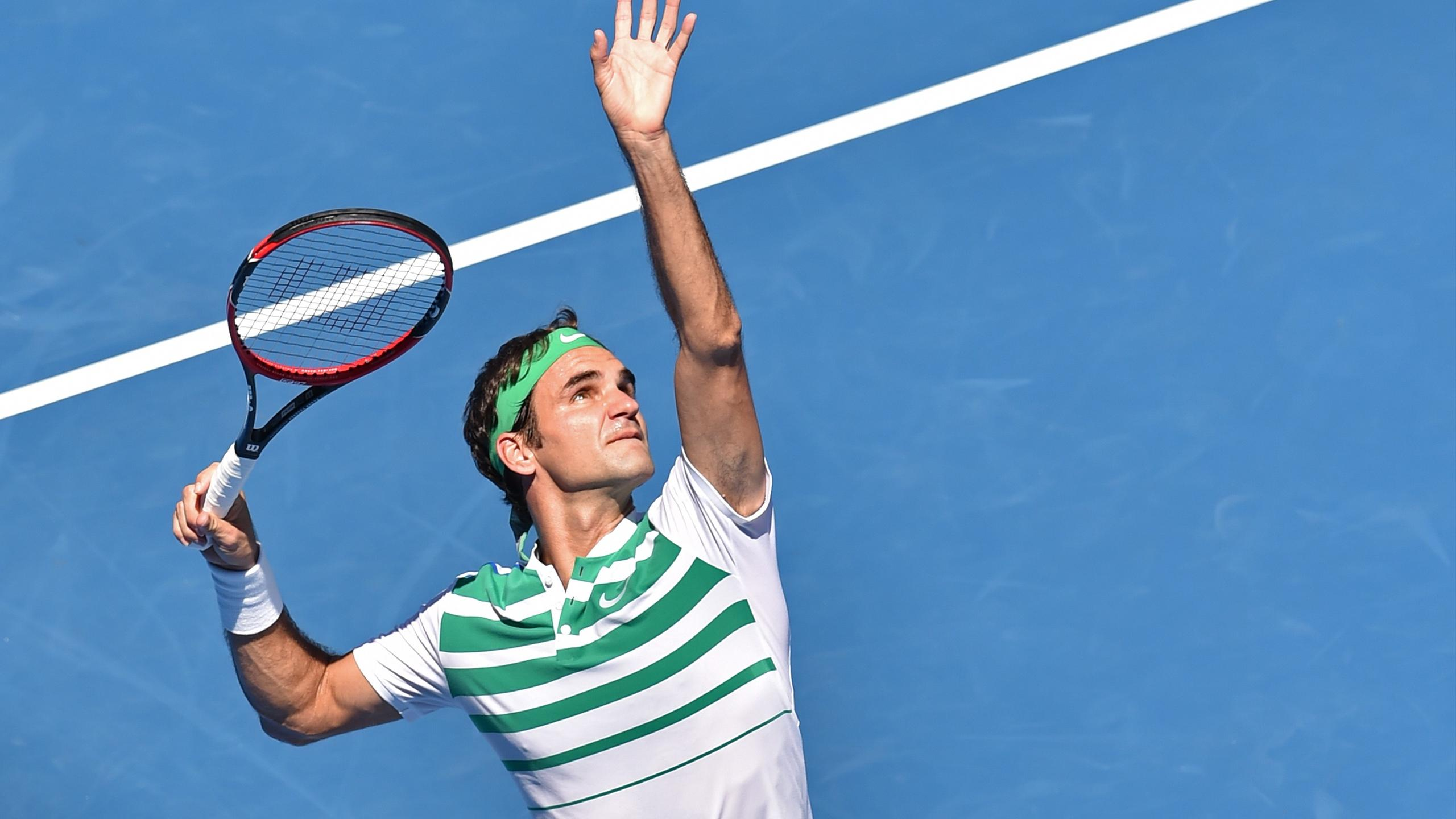 Roger Federer - Australian Open 2016