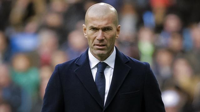 ¿Zinedine Zidane y James Rodríguez no se llevan en el Madrid?