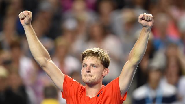 Indian Wells'te ilk yarı final eşleşmesi belli oldu