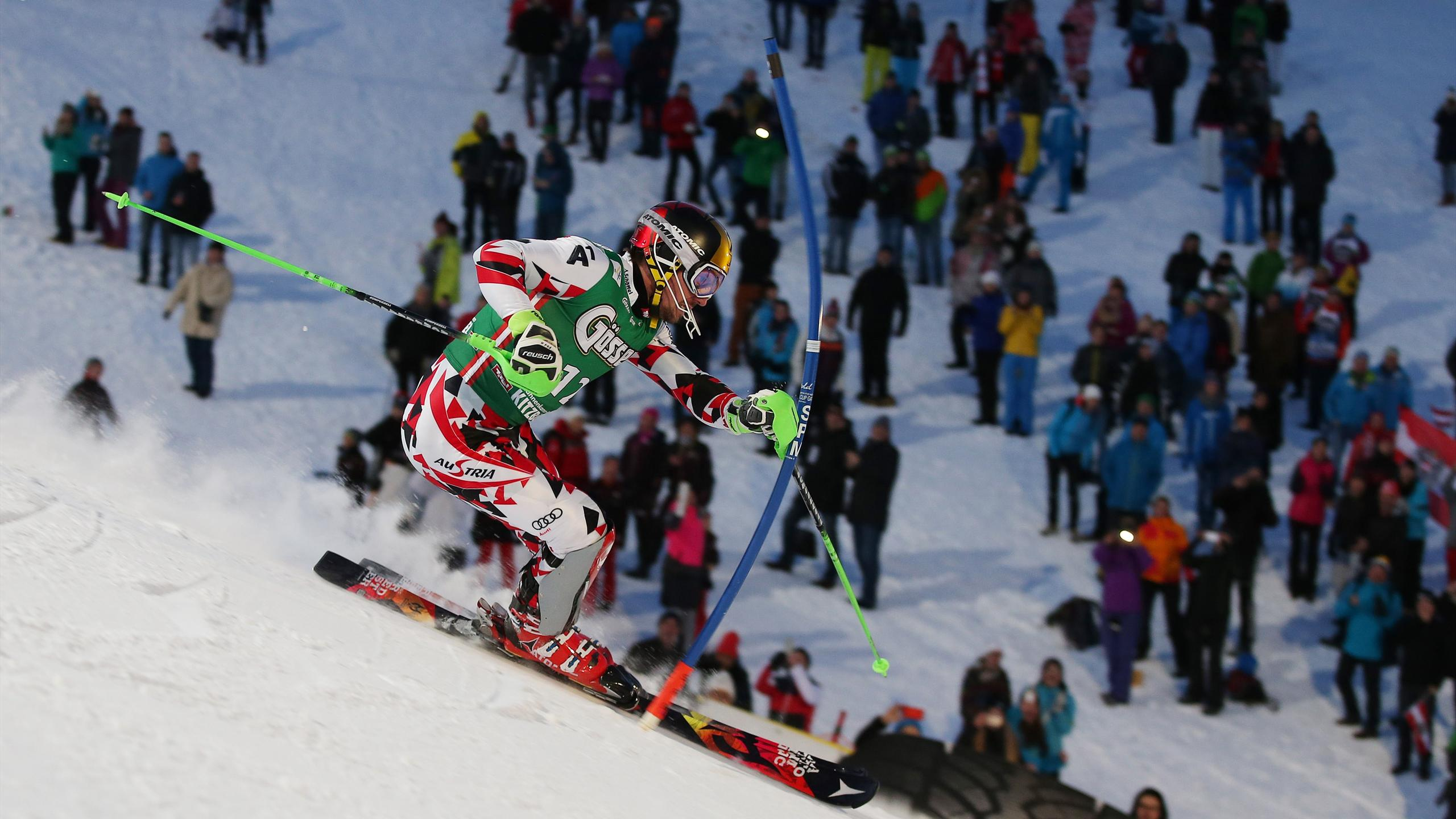 Slalom Kitzbühel