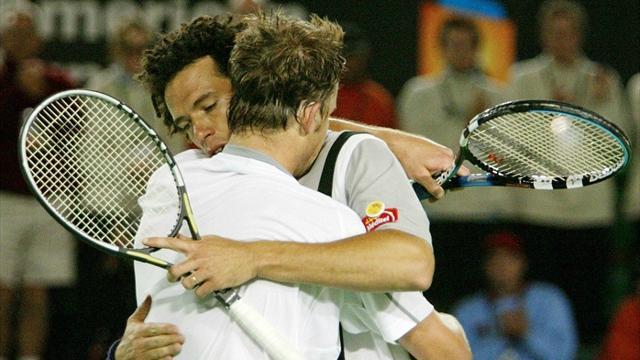 Dans l'Open d'Australie ultime, le quart de finale serait... Roddick - El Aynaoui 2003