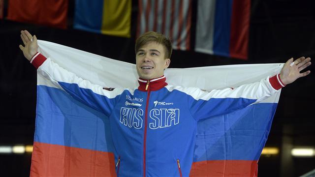 Елистратов стал семикратным чемпионом Европы