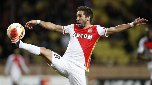 Monaco : Falcao et Bakayoko sur le banc, Moutinho titulaire pour affronter Dijon