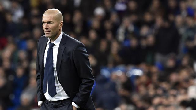 "Zidane : ""Etre tous investis"""