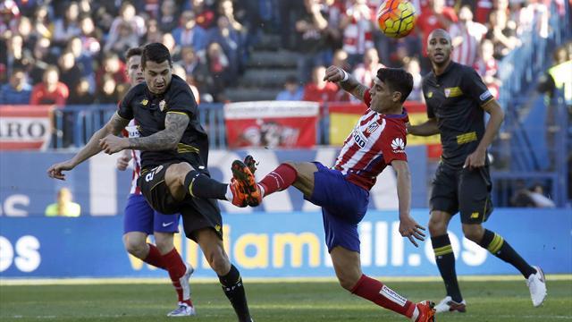 El presidente del Sevilla, furioso tras acuerdo de Vitolo con el Atlético