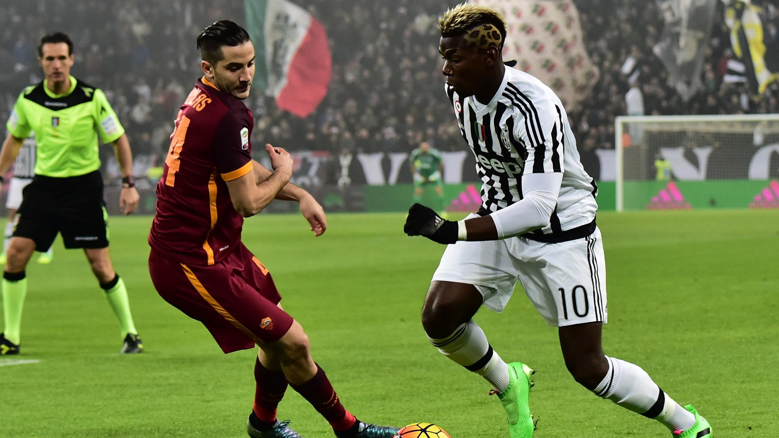 Eurosport FootballPaul T Avec A Il Pogba AdidasEconomie Signé nOXPkw80