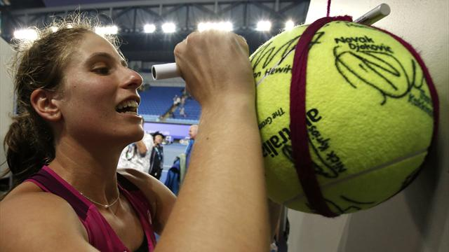 GB's last Grand Slam quarter-finalist Jo Durie on Johanna Konta
