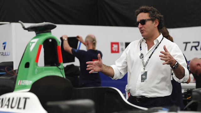 Agag: FE 'needs' to have a Japanese driver