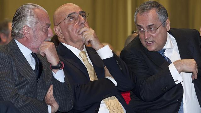 Inchiesta della Guardia di Finanza: indagati anche Galliani, Lotito, De Laurentiis