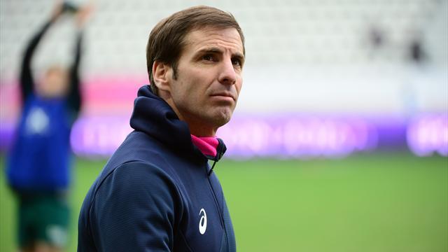 Stade français: Quesada redoute l'intersaison