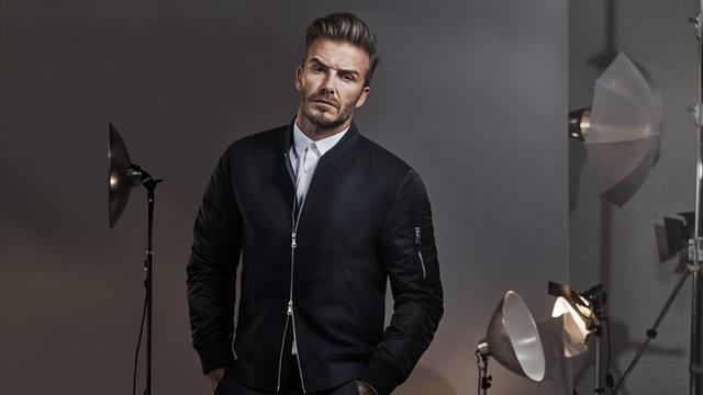 Новая реклама H&M, где все косят под Бекхэма