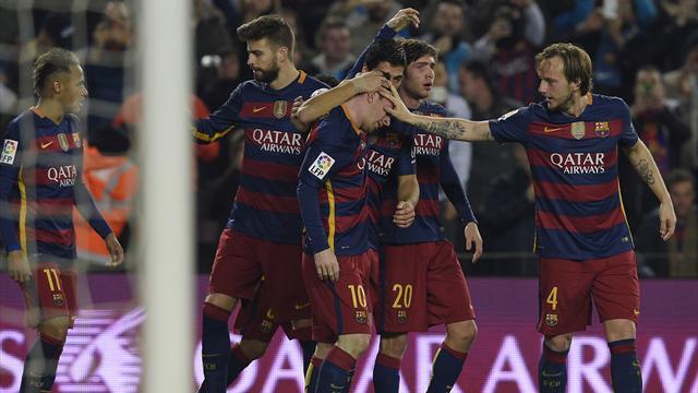 Sans convaincre, le Barça a fait le travail