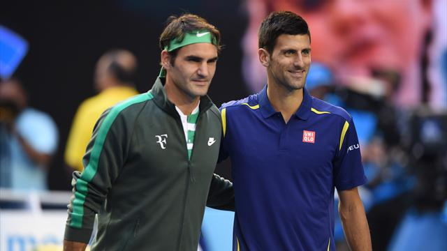Federer pour ramener Djokovic sur terre