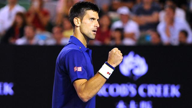 Djokovic était encore trop fort pour Federer