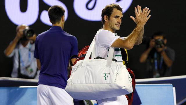 """Federer : """"Vous pensez que je suis vieux, mais ce n'est pas un problème pour moi"""""""