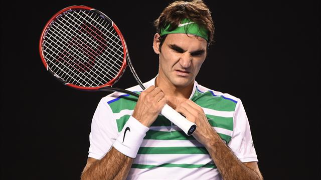 Federer reste le roi du Grand Chelem mais il a un nouveau dauphin...