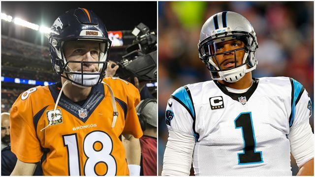 Newton - Manning : l'opposition de style des quarterbacks stars