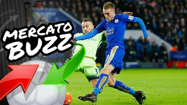 Mercato Buzz : Rémy contre Vardy, c'est le plan de Chelsea