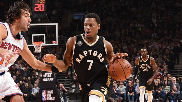 10/10 pour les Raptors, les Bulls enfoncent les Lakers : ce qu'il faut retenir de la nuit en NBA