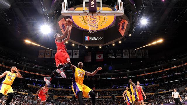 Faried scotche Beal en haute altitude, Butler fait le show : Le Top 10 de la nuit en NBA