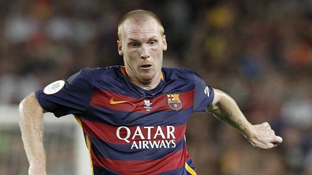 Mathieu pourrait quitter le Barça… pour la Ligue 1