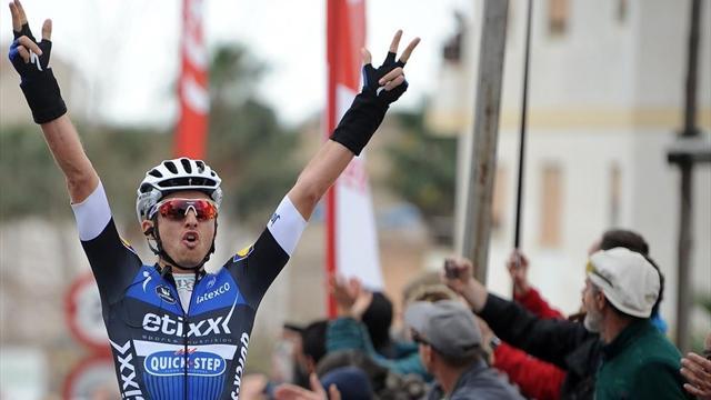 Брамбилья выиграл 15-й этап «Вуэльты»