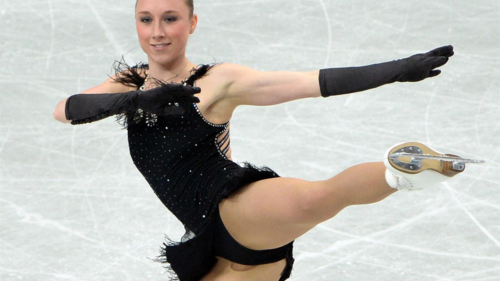 Rang sieben für Weinzierl - Medwedewa neue Europameisterin - Eiskunstlauf - Eurosport Deutschland