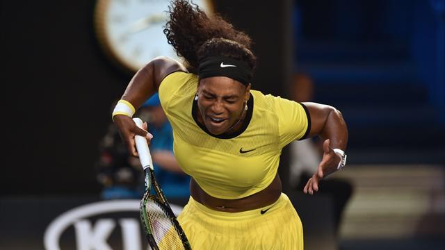 En servant moins bien et commettant trop de fautes, Serena ne pouvait pas faire pire