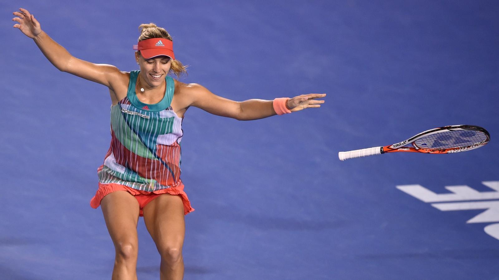 Angelique Kerber - Australian Open champion