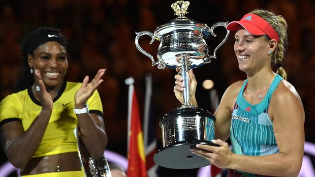 Kerber schlägt Williams: Final-Sensation perfekt!