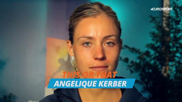 L'interview dilemme d'Angelique Kerber