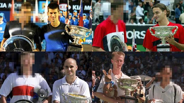 Quiz : quels finalistes sont cachés sur ces photos ?