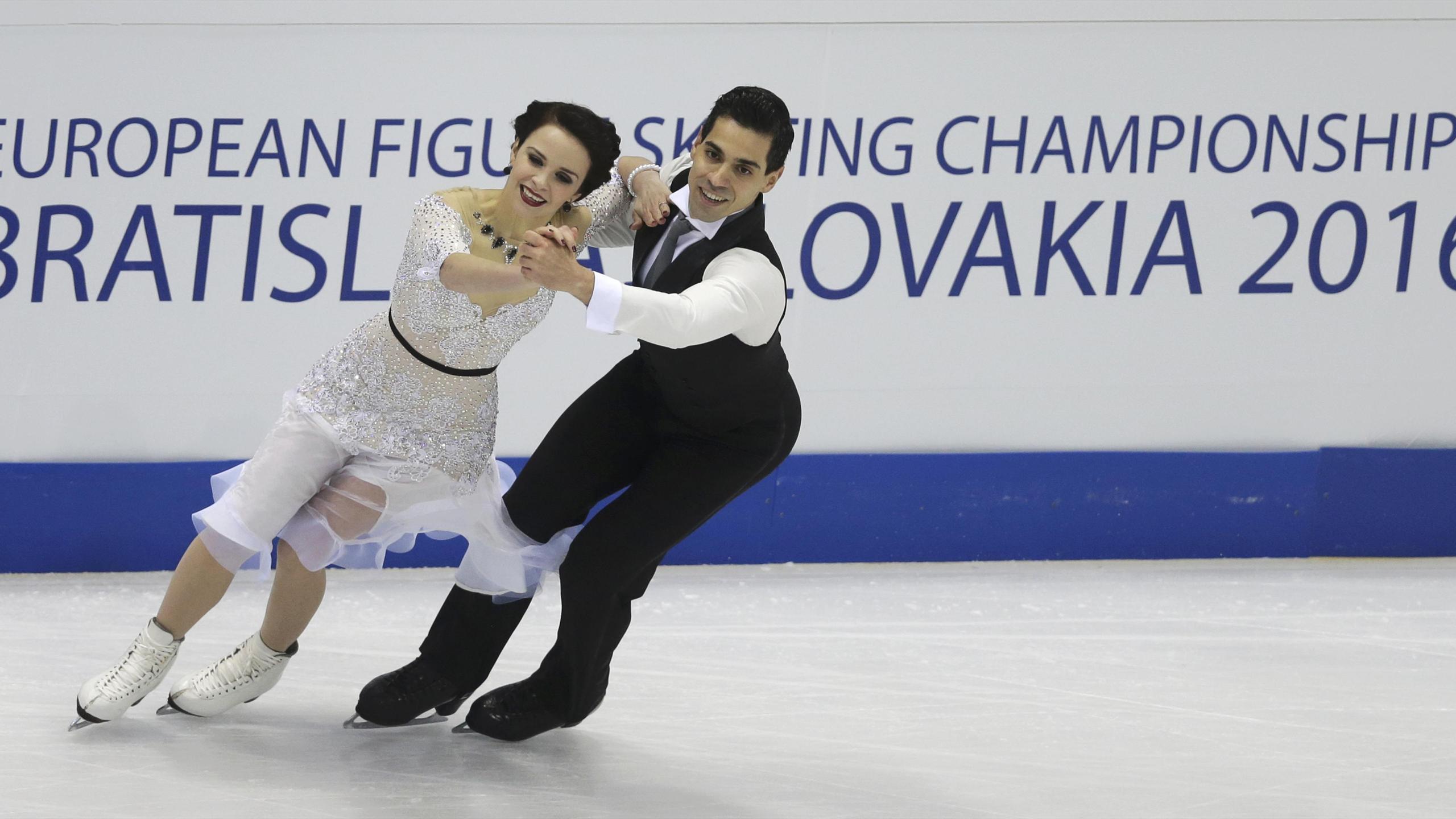Coppia di pattinaggio russo dating