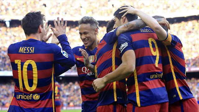 Sans être souverain, le Barça renverse l'Atlético et se place pour le titre