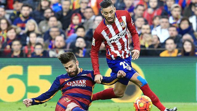Piqué : «Contre l'Atlético, ce sera plus dur que le Clasico»