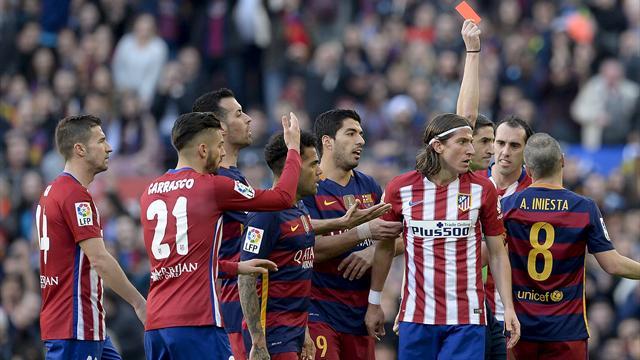 """Filipe Luis : """"Messi est protégé par la presse et la Liga"""""""