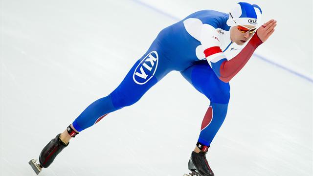 Кулижников победил на дистанции 1000 метров с мировым рекордом