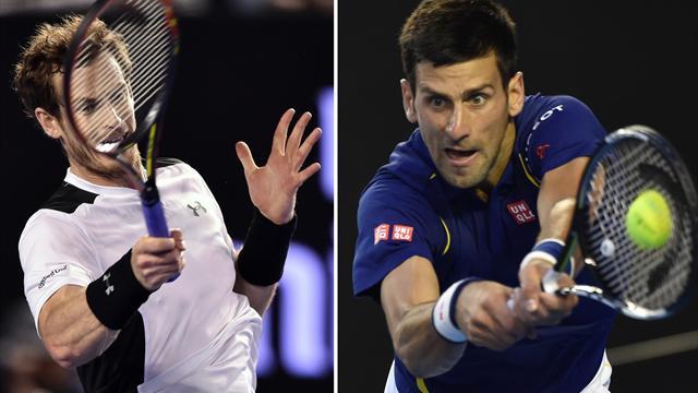 Djokovic est chez lui, il a tout pour lui, mais Kerber a montré la voie à Murray