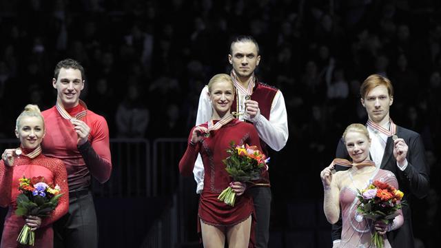 Волосожар и Траньков стали 4-кратными чемпионами Европы